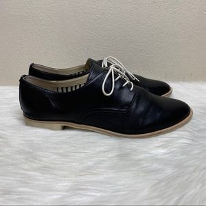 Dolce Vita by Anthropologie Leather Oxfords